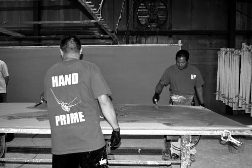 hand priming