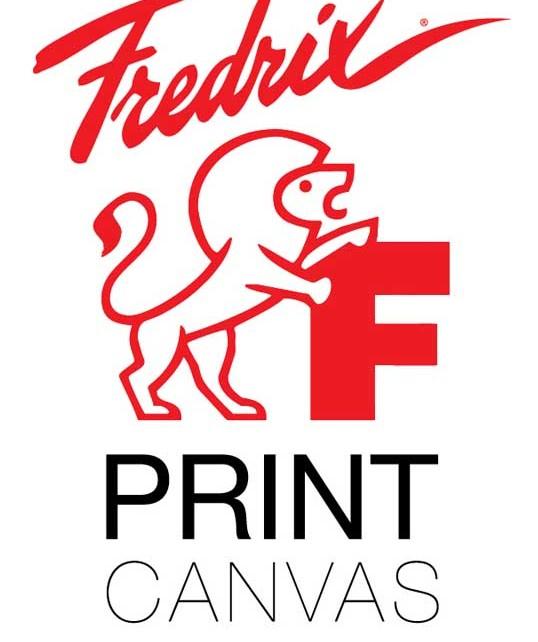 fredrix print logo